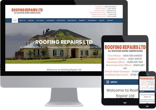 Roofing Repairs Ltd