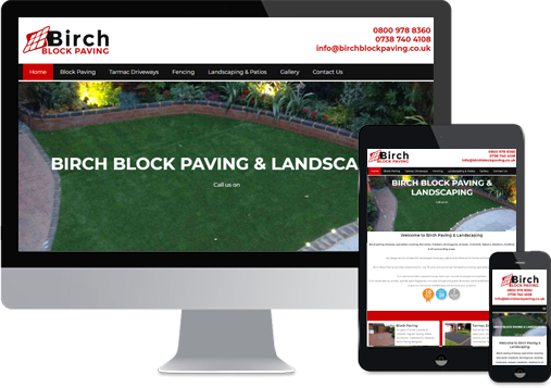 Birch Paving & Landscaping